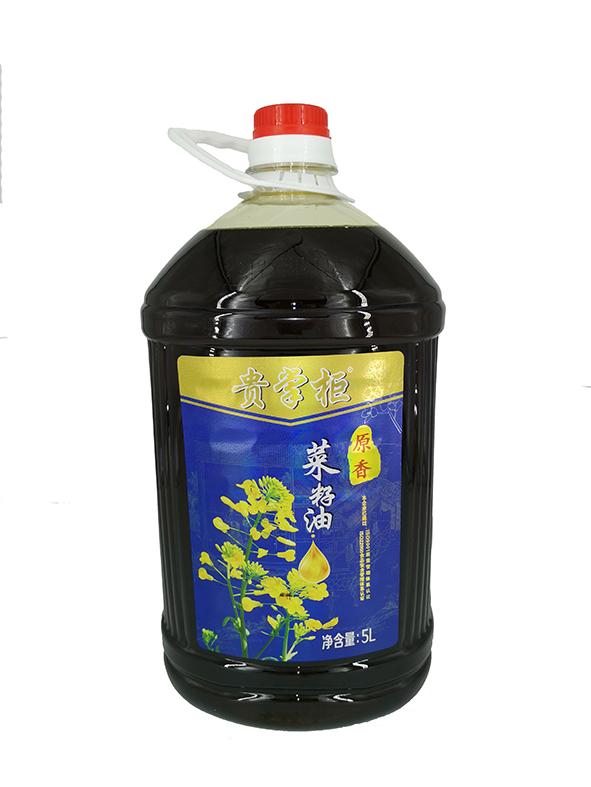 贵掌柜原香菜籽油